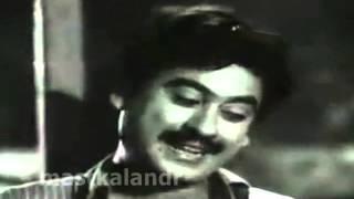 chup ho ja amiro ke yeh sone ki ghadi hai..Kishore Kumar..a tribute
