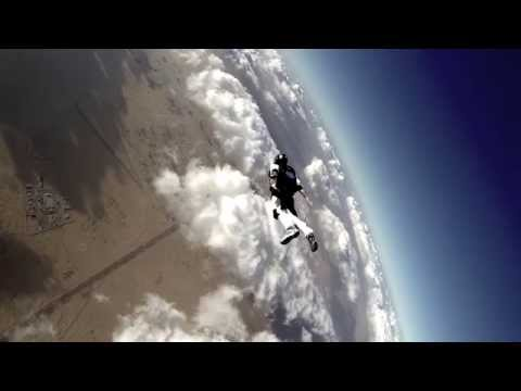 Skydiving - A tribute from a fresh A license jumper (HD) 2014