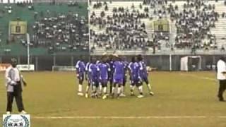 WEST AFRICAN RELIEF GOODWILL AMBASSADORS - SIERRA LEONE NATIONAL FOOTBAL TEAM.flv