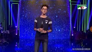 Shera Kontho 2017 Grand Audition   Tumi ki amay ager moto basho vlo song sang by me.