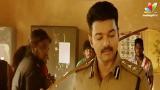 Theri Teaser Review | Ilayathalapathy Vijay, Samantha, Amy Jackson | Official Trailer