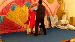 Couple dance. Rang sharbatoka and sab tera. Sister sangeet. Jatin and Darshika  😍❤