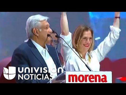 Xxx Mp4 Cobertura Especial Esperando El Mensaje Al Pueblo Mexicano Del Nuevo Presidente De México AMLO 3gp Sex