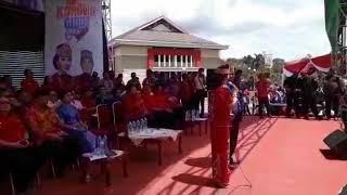 Lantangnya Pidato Politik dr. Karolin Margret Natasa