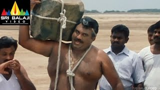 Palanati Brahmanaidu Movie Jp and Mukesh Rishi | Bala Krishna, Sonali Bendre | Sri Balaji Video