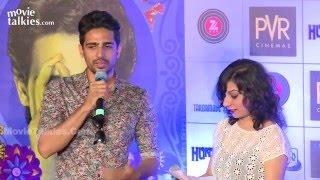 HUNTERRR 2015 Hindi Movie Trailer Launch- Gulshan Devaiah, Radhika Apte, Sai Tamhankar