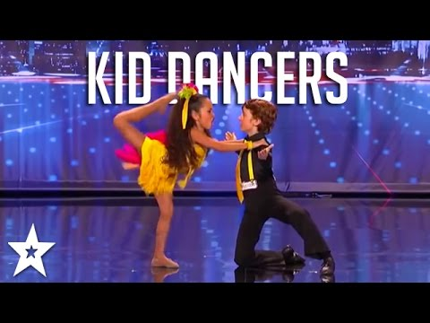 Top KID DANCERS From Across The World Got Talent Global