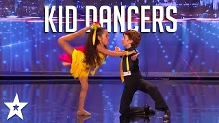 Top KID DANCERS From Across The World! | Got Talent Global