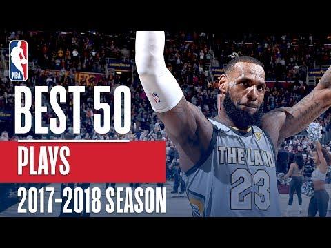 Xxx Mp4 Best 50 Plays Of The 2018 NBA Regular Season 3gp Sex