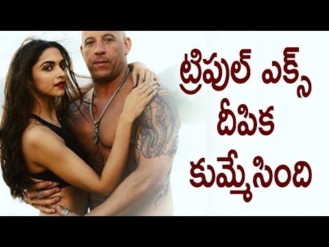 Xxx Mp4 XXx Return Of Xander Cage Trailer Review Deepika Padukone Silver Screen 3gp Sex