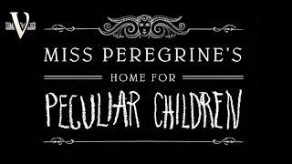 Vi's Bookshelf: Miss Peregrine's Home for Peculiar Children