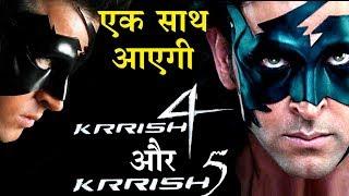 Hrithik Roshan's KRRISH Franchise To Begin in Baahubali Style