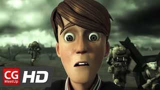"CGI 3D Animated Short Film: ""Beyond The Lines Short Film"" by ESMA"