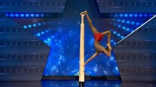 Georgia's Got Talent - Gold Buzz - Mallakhamb India