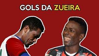 GOLS DA ZUEIRA - BAHIA 1 X 2 VITÓRIA