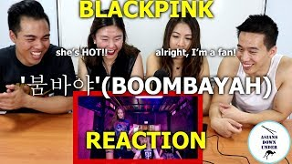 BLACKPINK - '붐바야'(BOOMBAYAH) M/V   Reaction Video - Aussie Asians