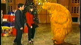 """Bear on """"The Donny and Marie Show"""""""
