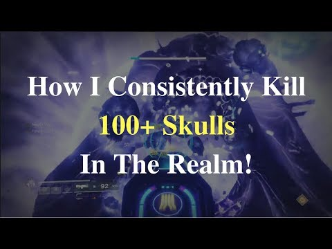 Xxx Mp4 How I Consistently Kill 100 Skulls In The Realm Leviathan Raid X100 Force Of Will 3gp Sex