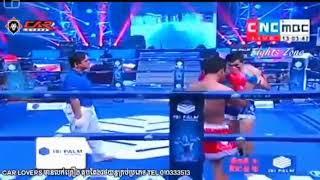 makara vs thailand.មករ៉ាប្រើជើងបានល្អមែន