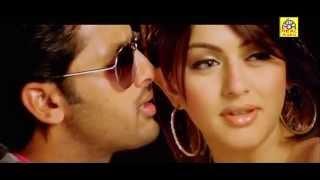 Tamil Mega Hit Movie | Rowdy Kottai | Kiss Me Hansika Romance Song HD