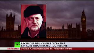 'Too Russian': BBC accused of photoshopping Jeremy Corbyn's hat in Soviet style