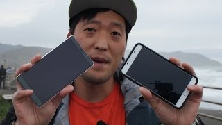 Huawei Mate 8 vs. Galaxy Note 5 Camera Comparison!