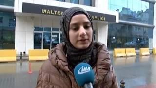 İstanbul'un göbeğinde başörtülü kıza çirkin saldırı   Gündem Haberleri