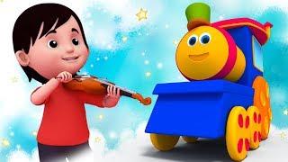 🔴 Kids TV Español - rimas de diversión para niños | videos de dibujos animados para niños pequeños
