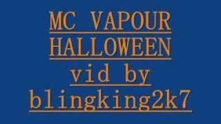 MC VAPOUR HALLOWEEN