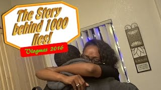 Vlogmas Day 18 |  ♥The Story Behind 1,000 Lies♥