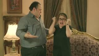 """يوميات زوجة مفروسة أوي ج3 - """" كاميليا """" لبست أسود علشان """"علي"""" بقى مسئول كبير.. ايه يا حسين"""