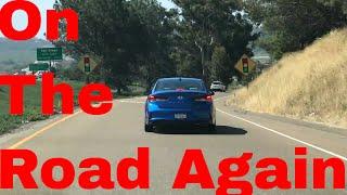 2018 Hyundai Sonata On The Road