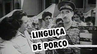 Linguiça de Porco - O Vendedor de Linguiça 1962 - Mazzaropi