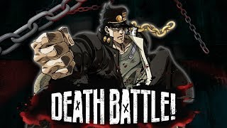 Jotaro Crusades into DEATH BATTLE!
