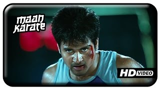 Maan Karate Tamil Movie - Full Fight Scenes | Sivakarthikeyan | Hansika | Vamsi Krishna