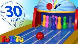 TuTiTu Specials | Bowling | Best Kids Toys | 30 Minutes Special