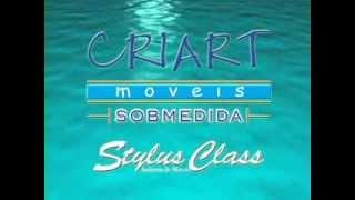 INSTITUCIONAL CRIART MÓVEIS - SOBMEDIDA X STYLUS CLASS