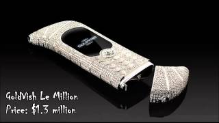 Top 10 most expensive mobile in the world