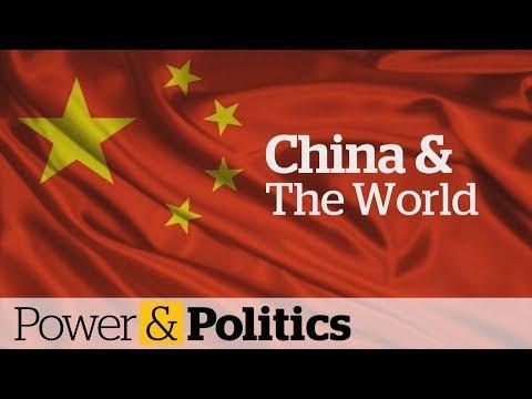 China s influence around the globe Power & Politics