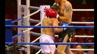 (2005) K1 Euro Grand Pix F4 Semmy Schilt vs Petr Vondracek