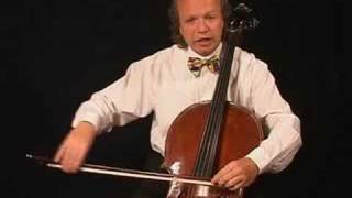 Cello Lesson 1 - Begginers Part1
