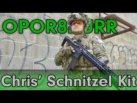Op0r8durr - Chris' Everyday (Schnitzel) Kit