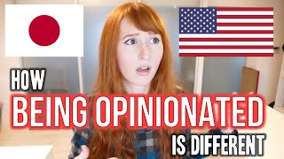 Being OPINIONATED! | Japanese vs American culture