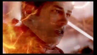 The Flash season 2 episode 20 (Rupture) finale scene