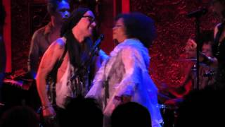 Sarah Dash sings Sinner Man @ Michael Musto's DISCO EXTRAVAGANZA @54 Below in NYC