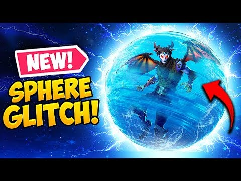 NEW INSANE ICE SPHERE TRICK Fortnite Funny Fails and WTF Moments 444