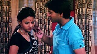 Wife doubts on Husband's Fitness - Samparka New Bengali Movie Scene | Pamela Mondal