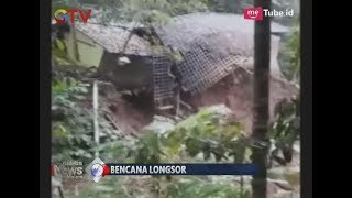 [Video Amatir] Detik-detik Terjadinya Longsor yang Menyebabkan 6 Rumah Ambles - BIM 01/12