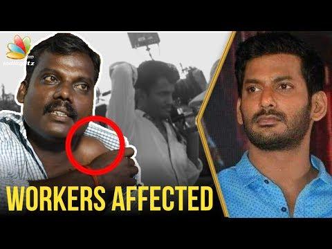 Xxx Mp4 Struggling Families Behind Tamil Cinema Light Drivers Union Interview Kollywood Strike 3gp Sex