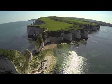 Old Harry Rocks, Jurassic coast, Dorset.